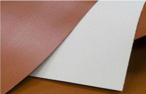 vải silica tráng silicone